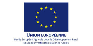 Logo Union Européenne - FEADER